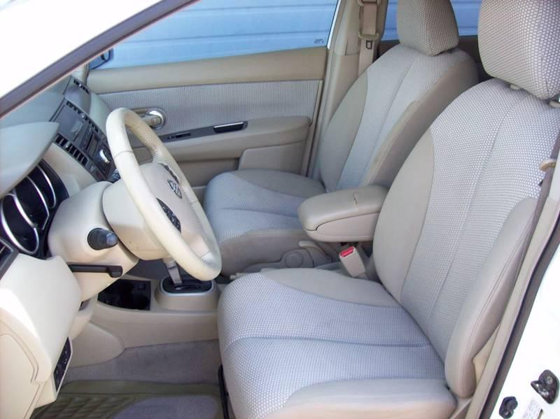2007 Nissan Versa 1.8 SL 4dr Hatchback (1.8L I4 CVT) - Portland OR