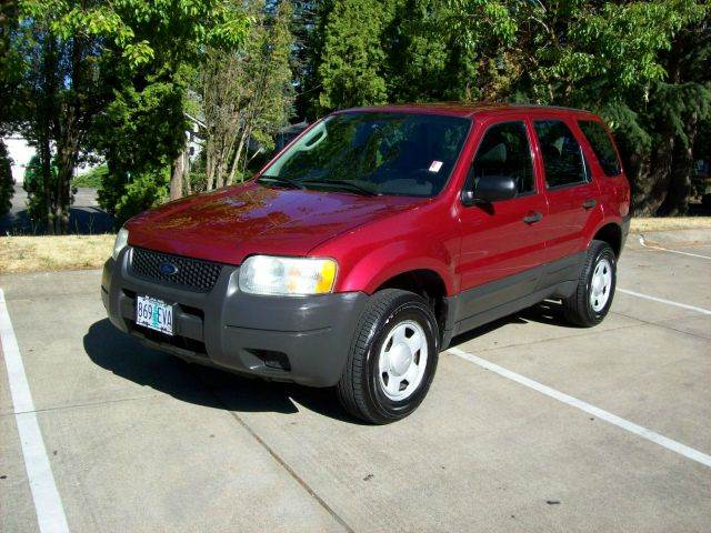 2004 ford escape xls 4wd 4dr suv in portland or jr auto. Black Bedroom Furniture Sets. Home Design Ideas
