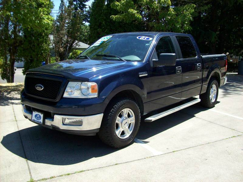 2005 ford f 150 king ranch 4dr supercrew rwd styleside 5 5 ft sb in portland or jr auto sales. Black Bedroom Furniture Sets. Home Design Ideas
