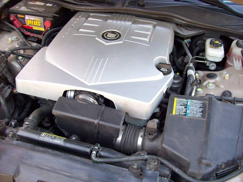 2005 Cadillac Cts 36 4dr Sedan In Portland Or Jr Auto Sales