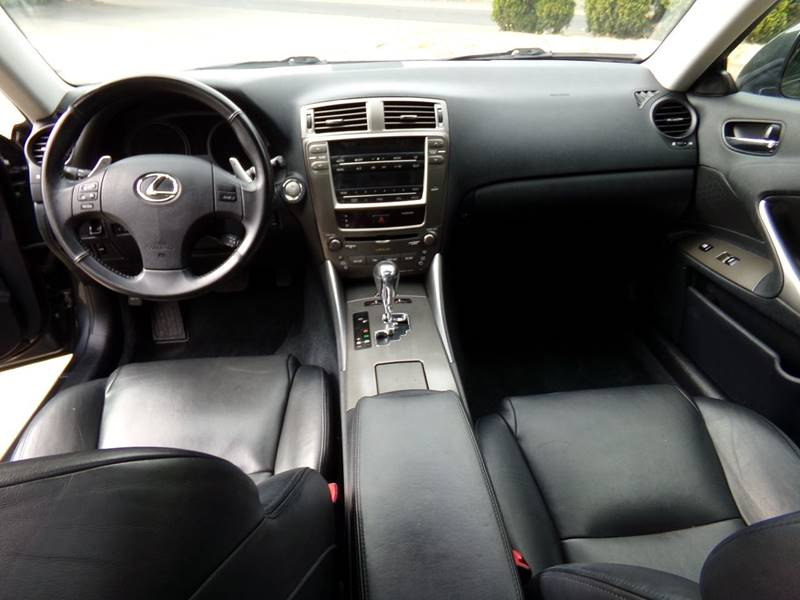 2008 Lexus IS 250 AWD 4dr Sedan - Portland OR