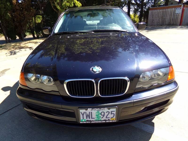 2000 BMW 3 Series 323i 4dr Sedan - Portland OR