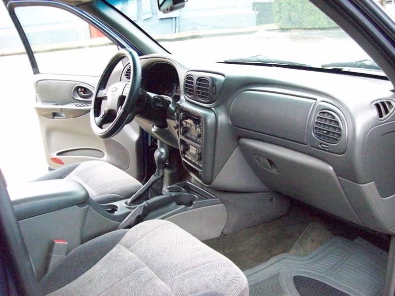 2002 Chevrolet TrailBlazer LT 4WD 4dr SUV - Portland OR
