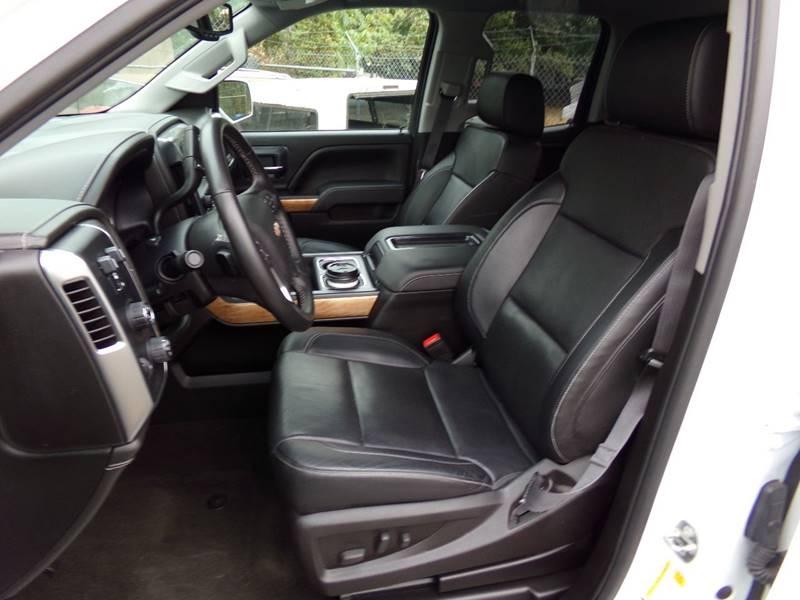 2015 Chevrolet Silverado 1500 4x4 LTZ 4dr Double Cab 6.5 ft. SB w/Z71 - Portland OR