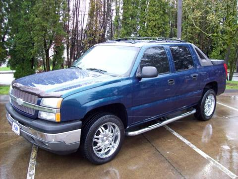 2005 Chevrolet Avalanche for sale in Portland, OR