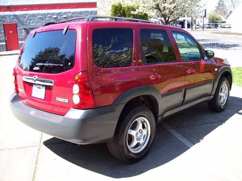 2006 Mazda Tribute i 4dr SUV w/Automatic - Portland OR
