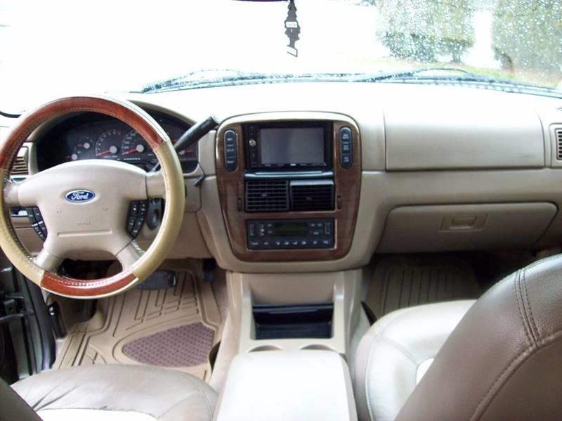 2003 Ford Explorer Eddie Bauer 4WD 4dr SUV - Portland OR