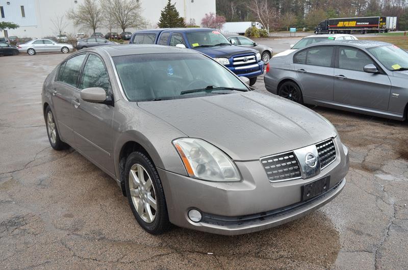 Empire Motors Canton Ma >> 2005 Nissan Maxima 3 5 Se 4dr Sedan In Canton Ma Empire Motors