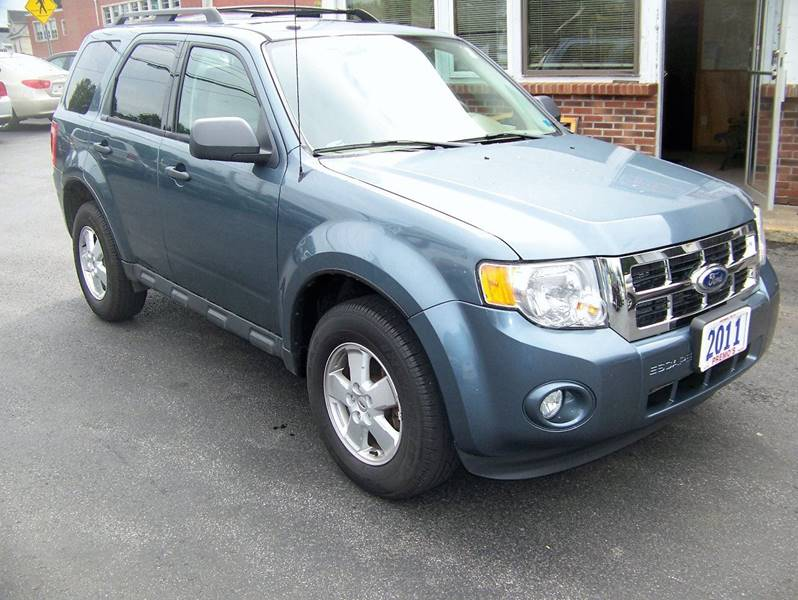 2011 Ford Escape AWD XLT 4dr SUV - Rome NY