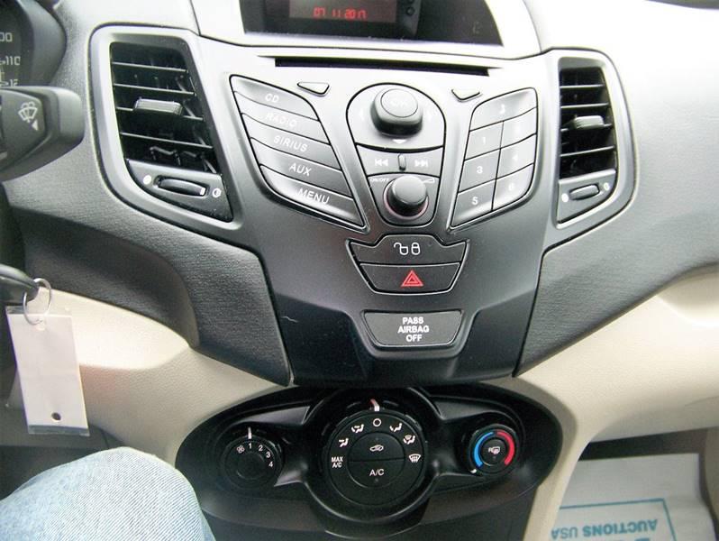 2011 Ford Fiesta S 4dr Sedan - Rome NY