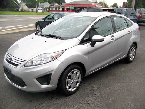 2011 Ford Fiesta for sale in Rome, NY