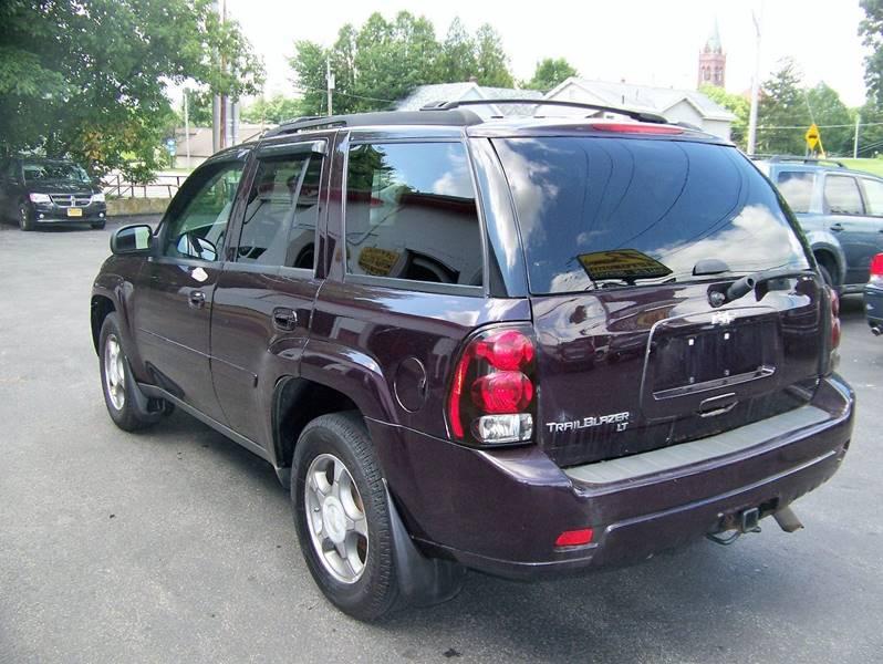 2008 Chevrolet TrailBlazer 4x4 LT1 4dr SUV - Rome NY