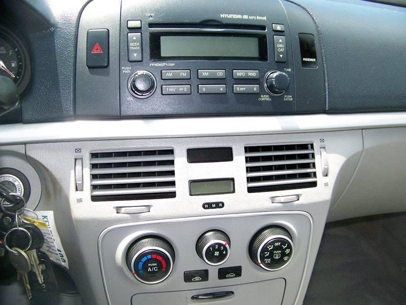 2007 Hyundai Sonata GLS 4dr Sedan - Rome NY