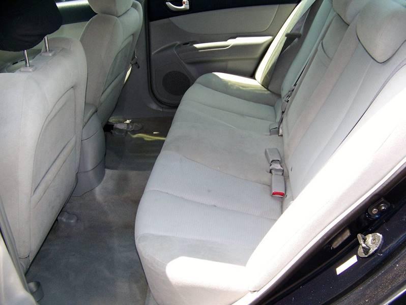 2008 Hyundai Sonata GLS V6 4dr Sedan - Rome NY