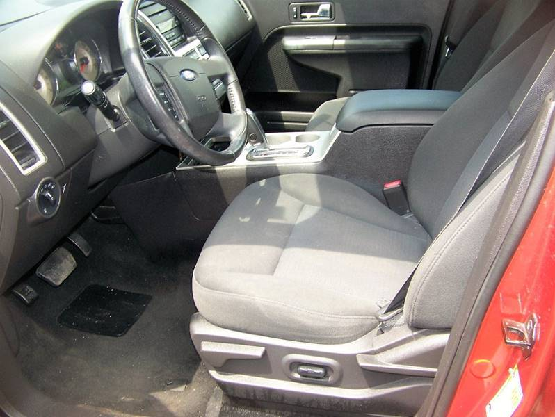 2007 Ford Edge AWD SEL 4dr Crossover - Rome NY