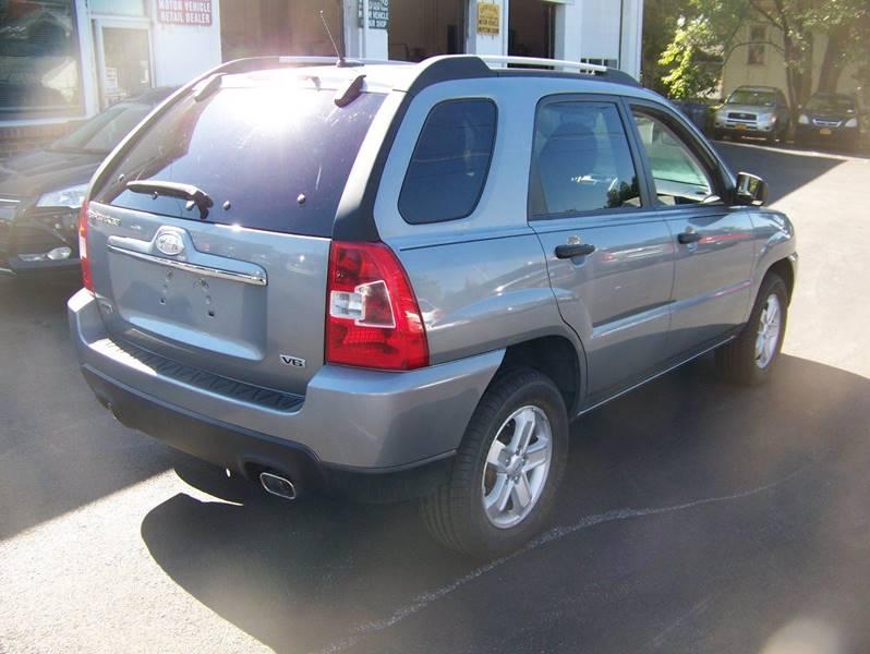 2010 Kia Sportage AWD LX 4dr SUV (V6) - Rome NY