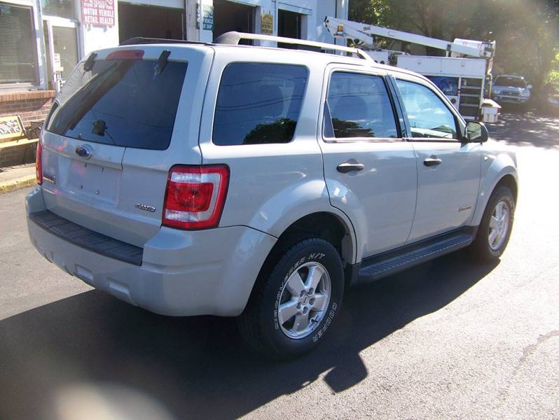 2008 Ford Escape AWD XLT 4dr SUV V6 - Rome NY