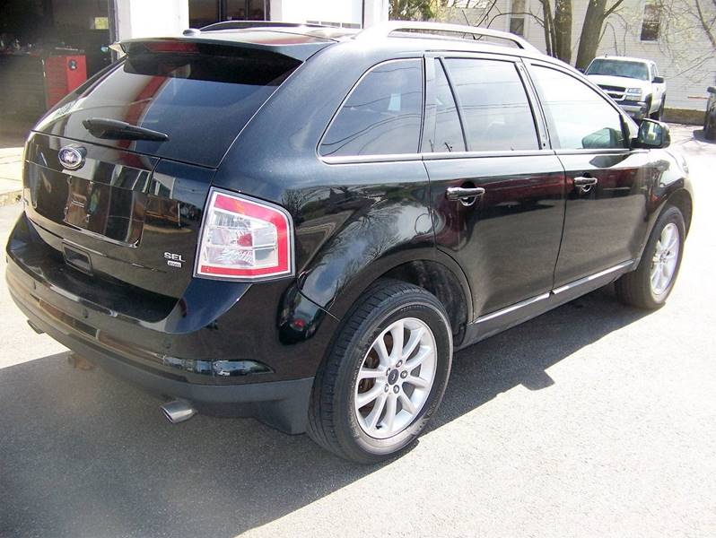 2010 Ford Edge SEL AWD 4dr Crossover - Rome NY
