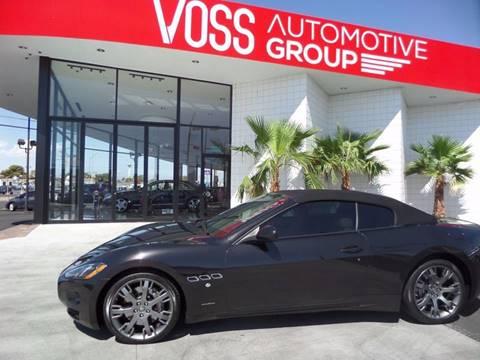2014 Maserati GranTurismo for sale in Las Vegas, NV