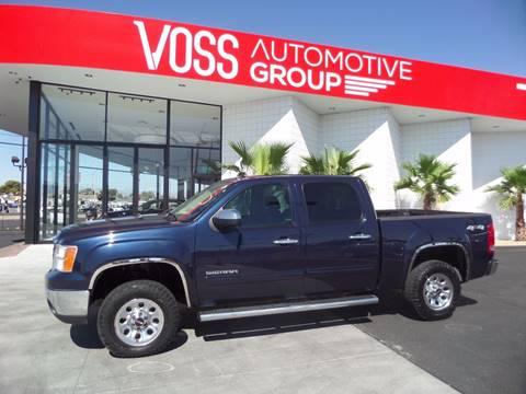 2012 GMC Sierra 1500 for sale in Las Vegas, NV