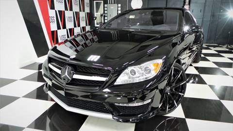 2012 Mercedes Benz CL Class For Sale In Las Vegas, NV