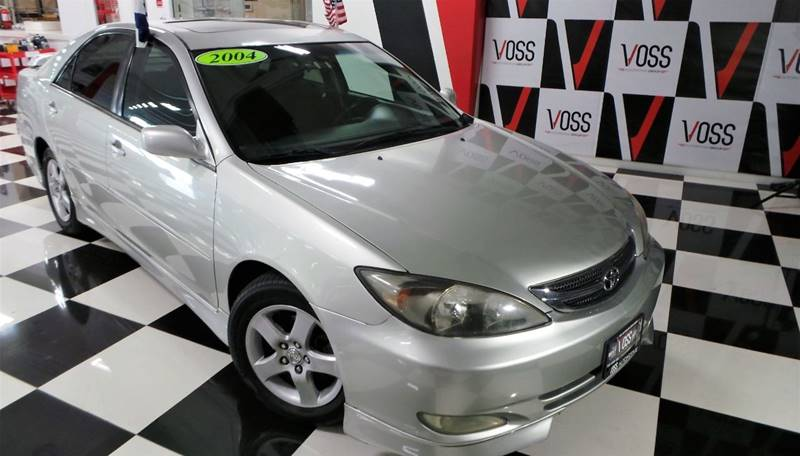 2004 Toyota Camry For Sale At Voss Automotive Group In Las Vegas NV