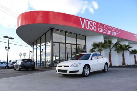2007 Chevrolet Impala for sale in Las Vegas, NV