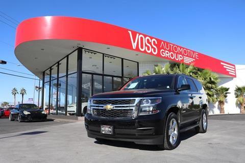 2016 Chevrolet Tahoe for sale in Las Vegas, NV