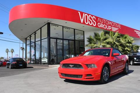 Cars For Sale In Las Vegas >> 2014 Ford Mustang For Sale In Las Vegas Nv