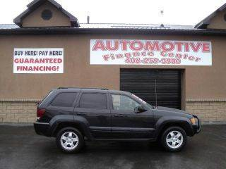 2005 Jeep Grand Cherokee for sale in Billings, MT