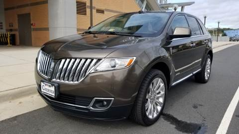 2011 Lincoln MKX for sale in Vienna, VA