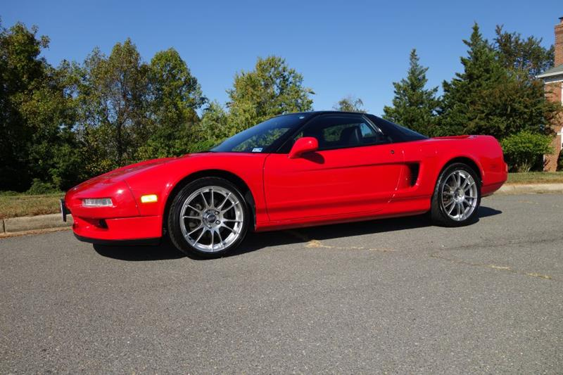 1992 Acura NSX for sale at GEARHEADS in Vienna VA