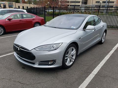 2014 Tesla Model S for sale at GEARHEADS in Vienna VA