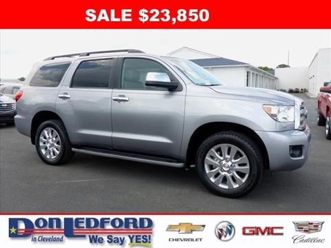 2011 Toyota Sequoia for sale in Cleveland, TN