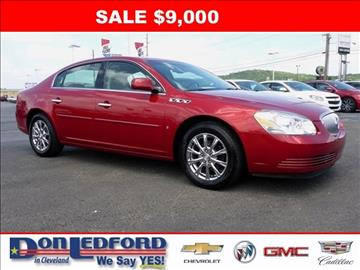 2009 Buick Lucerne for sale in Cleveland, TN