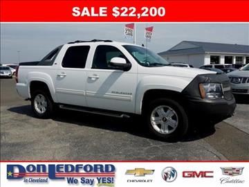 2011 Chevrolet Avalanche for sale in Cleveland, TN