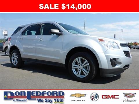 2014 Chevrolet Equinox for sale in Cleveland TN
