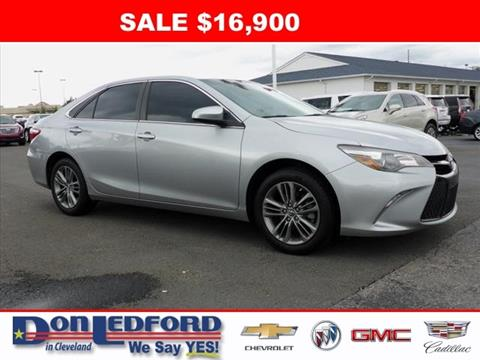 2015 Toyota Camry for sale in Cleveland, TN