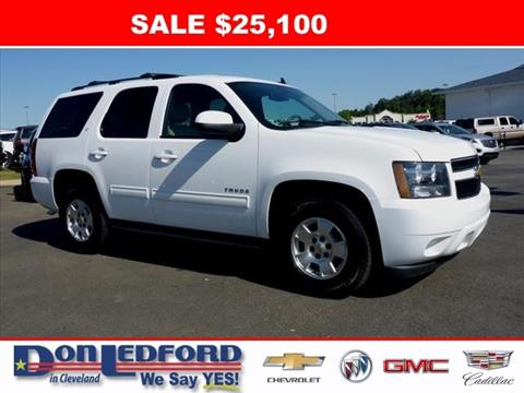 2014 Chevrolet Tahoe for sale in Cleveland, TN