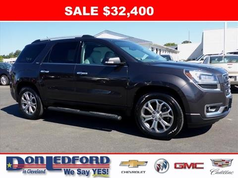 2015 GMC Acadia for sale in Cleveland, TN