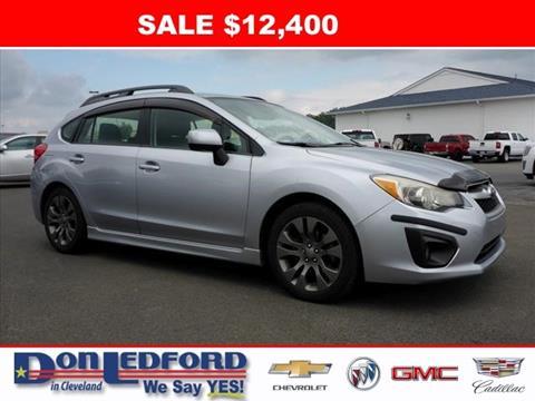 2013 Subaru Impreza for sale in Cleveland, TN