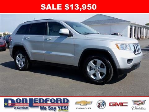 2011 Jeep Grand Cherokee for sale in Cleveland, TN