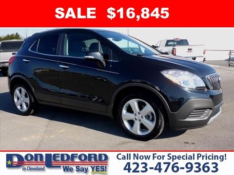 2015 Buick Encore for sale in Cleveland, TN