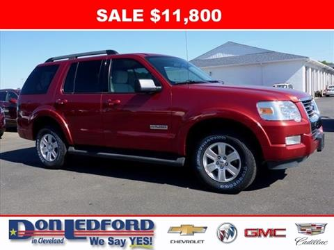 2008 Ford Explorer for sale in Cleveland, TN