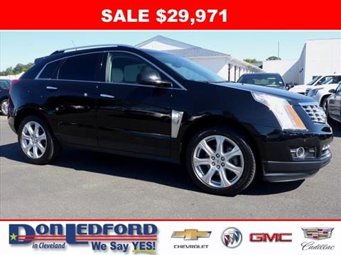 2014 Cadillac SRX for sale in Cleveland, TN