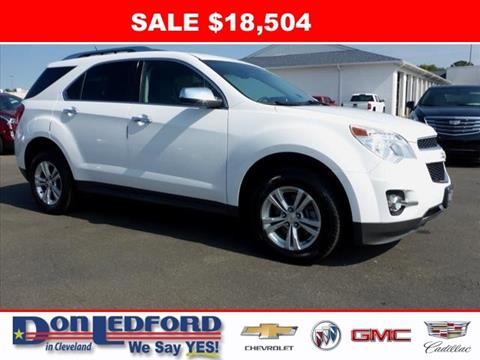 2013 Chevrolet Equinox for sale in Cleveland, TN