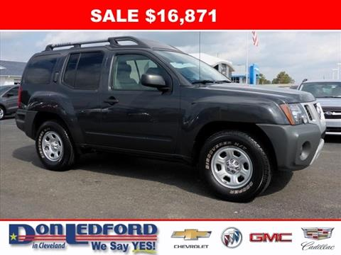 2013 Nissan Xterra for sale in Cleveland TN