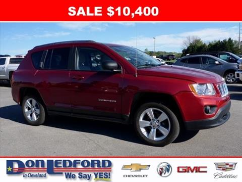 2012 Jeep Compass for sale in Cleveland, TN
