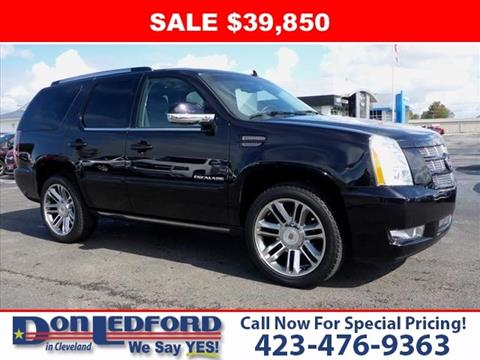 2014 Cadillac Escalade for sale in Cleveland, TN