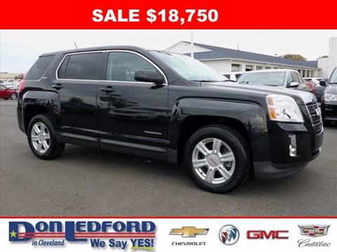 2014 GMC Terrain for sale in Cleveland, TN